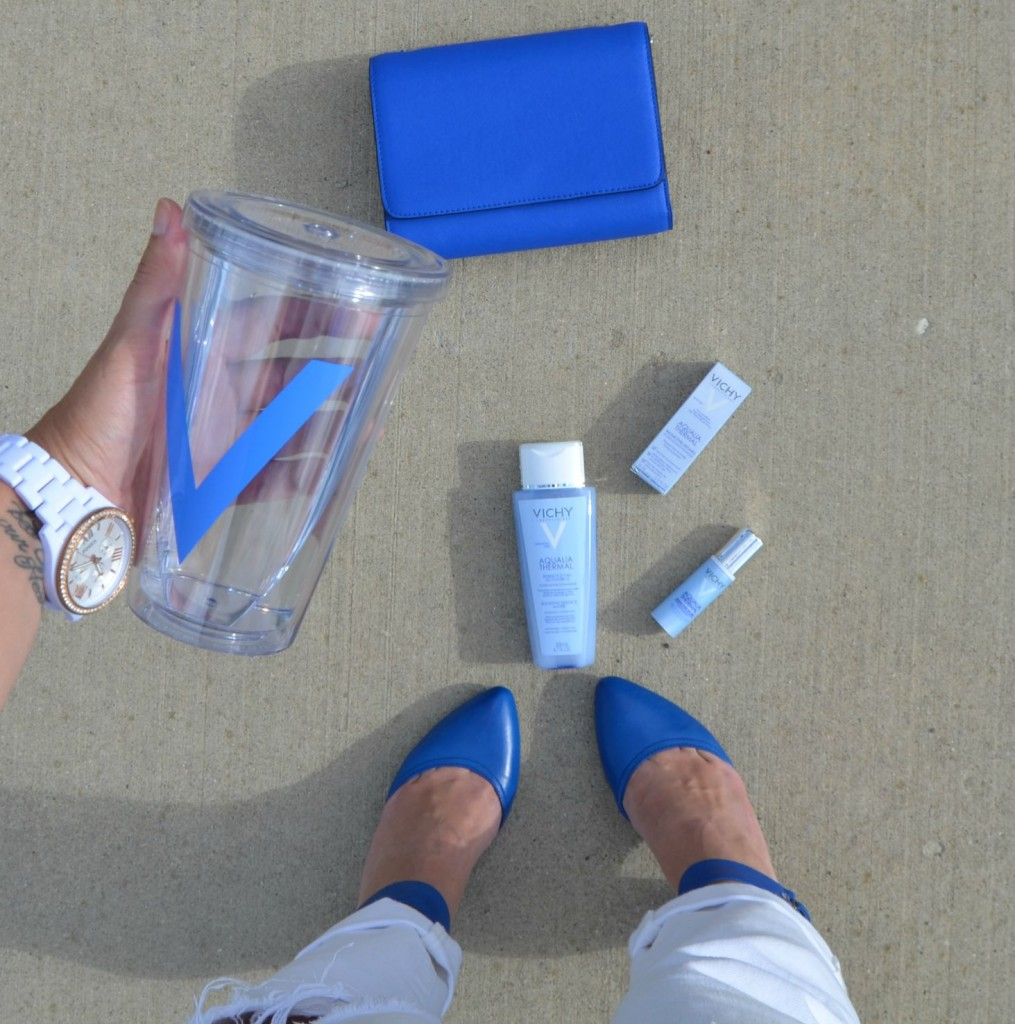 Vichy Aqualia Thermal Boosting Essence Water Review