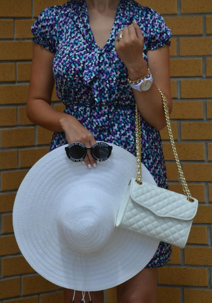 White Floppy Hat  (11)