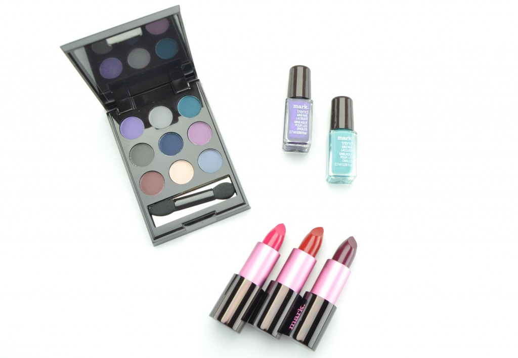 mark. Limited Edition Matte Makeup Collection Review