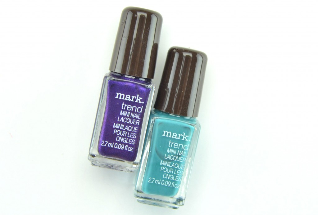 mark. Nailed It Matte Trend Mini Nail Laquers