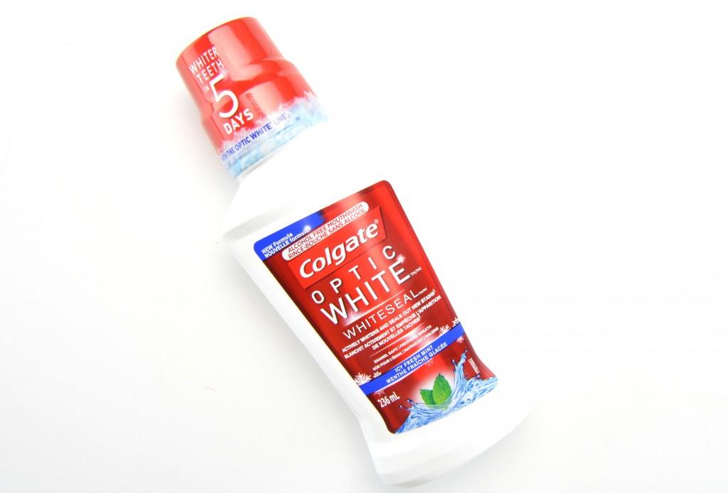 Colgate Optic White Whiteseal Mouthwash