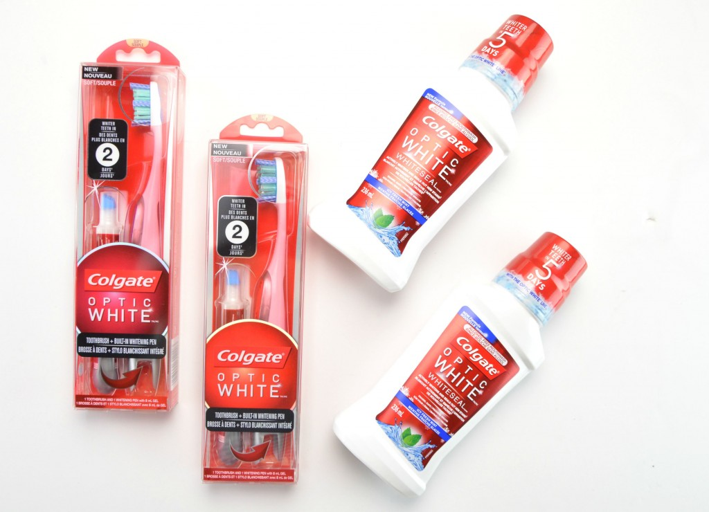 Colgate Optic White Whiteseal Mouthwash