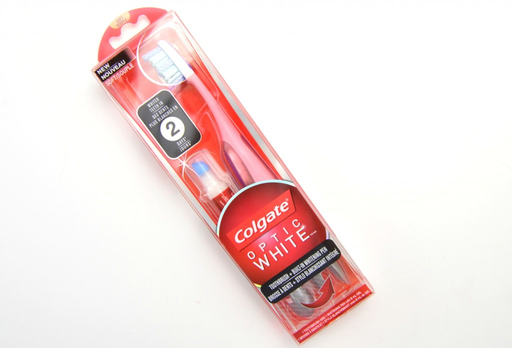 Colgate Optic White Toothbrush