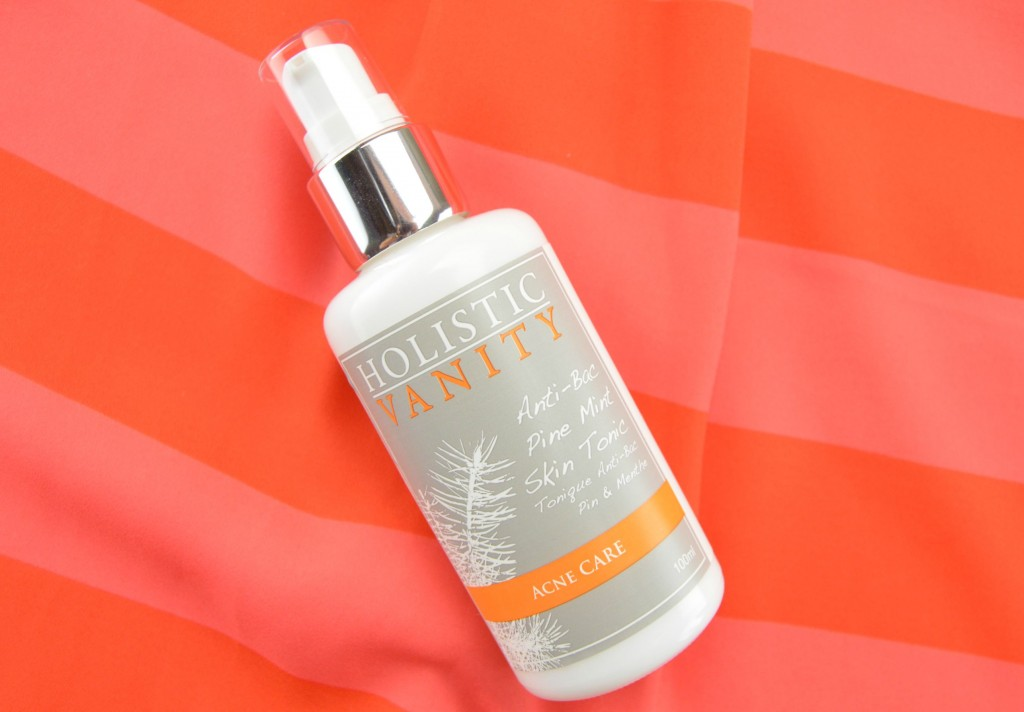 Holistic Vanity Anti-Bac Pine Mint Skin Tonic