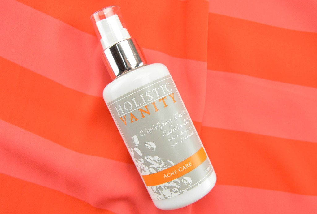 Holistic Vanity Clarifying Black Cumin Oil