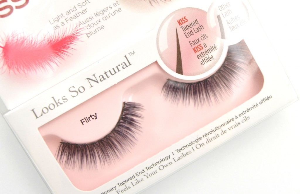 KISS lashes in Sultry, Shy and Flirty