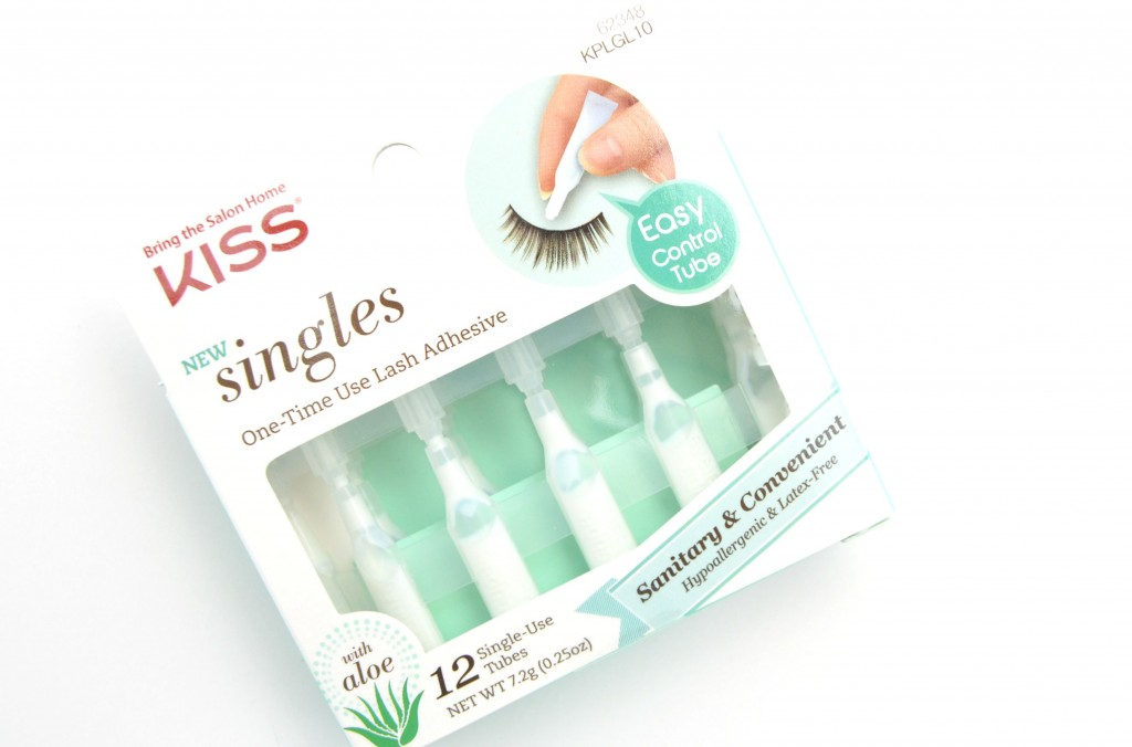KISS Single One-Time Use Lash Adhesive