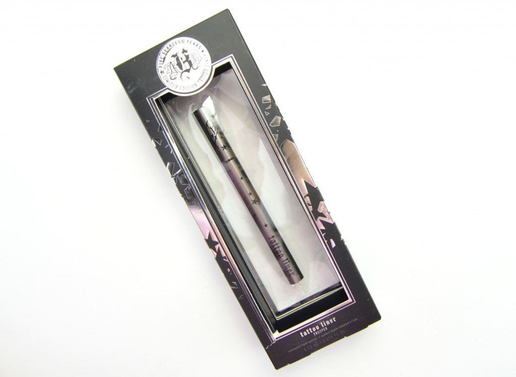 Kat Von D Five Fearless Years Limited Edition Tattoo Liner