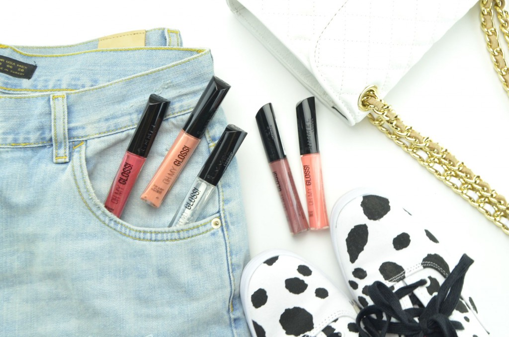 Rimmel Oh My Gloss! Lip Glosses Review