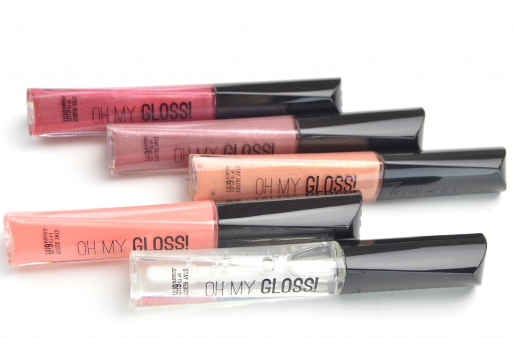 Rimmel Oh My Gloss! Lip Glosses