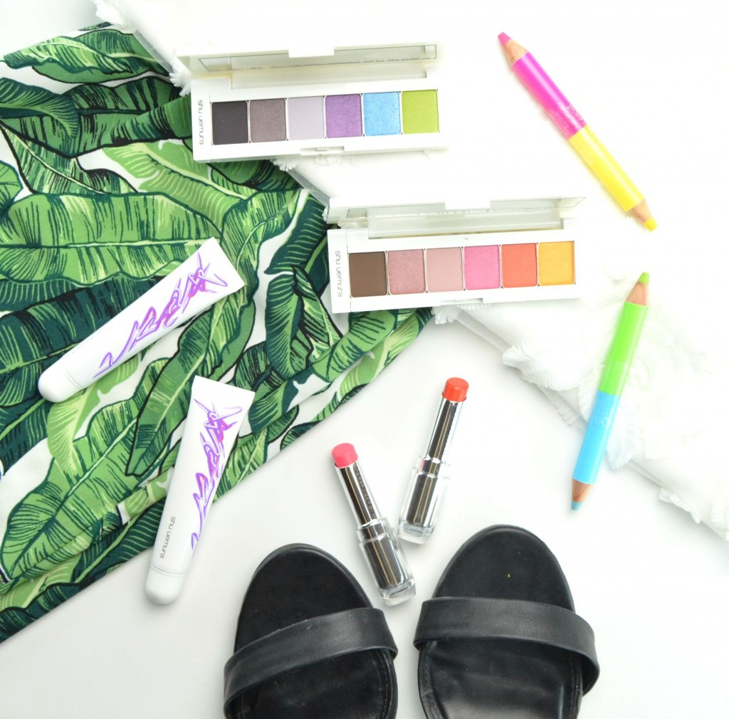 Shu Uemura Vision of Beauty Collection Vol. 2 Haute Street Fall 2015 Review