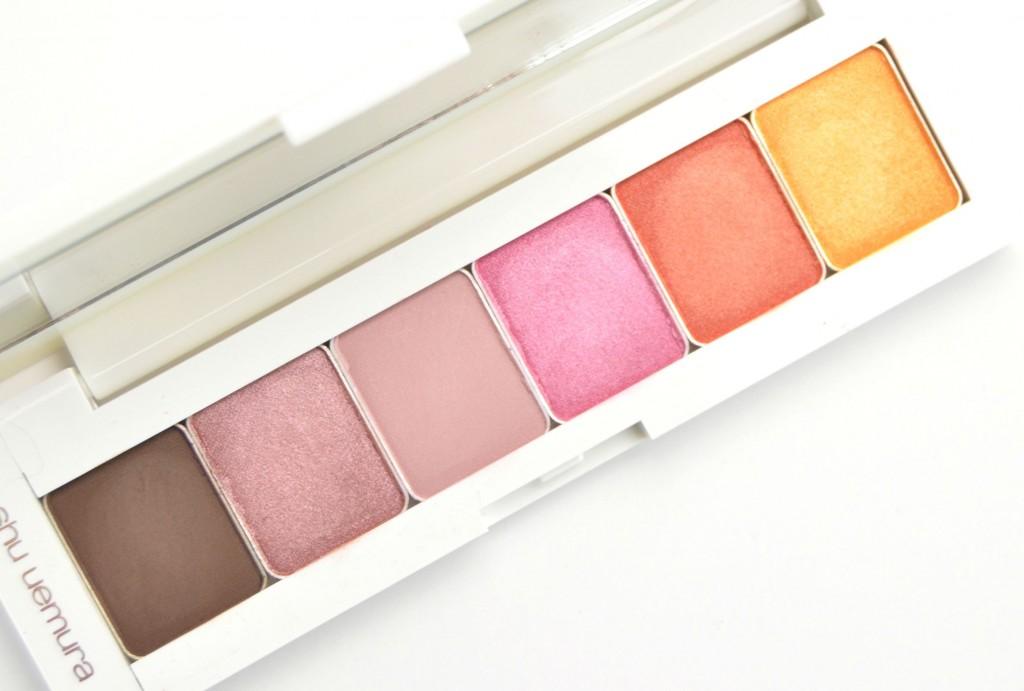 Shu Uemura Haute Street Eye Shadow Palette in Warm x Vibrant