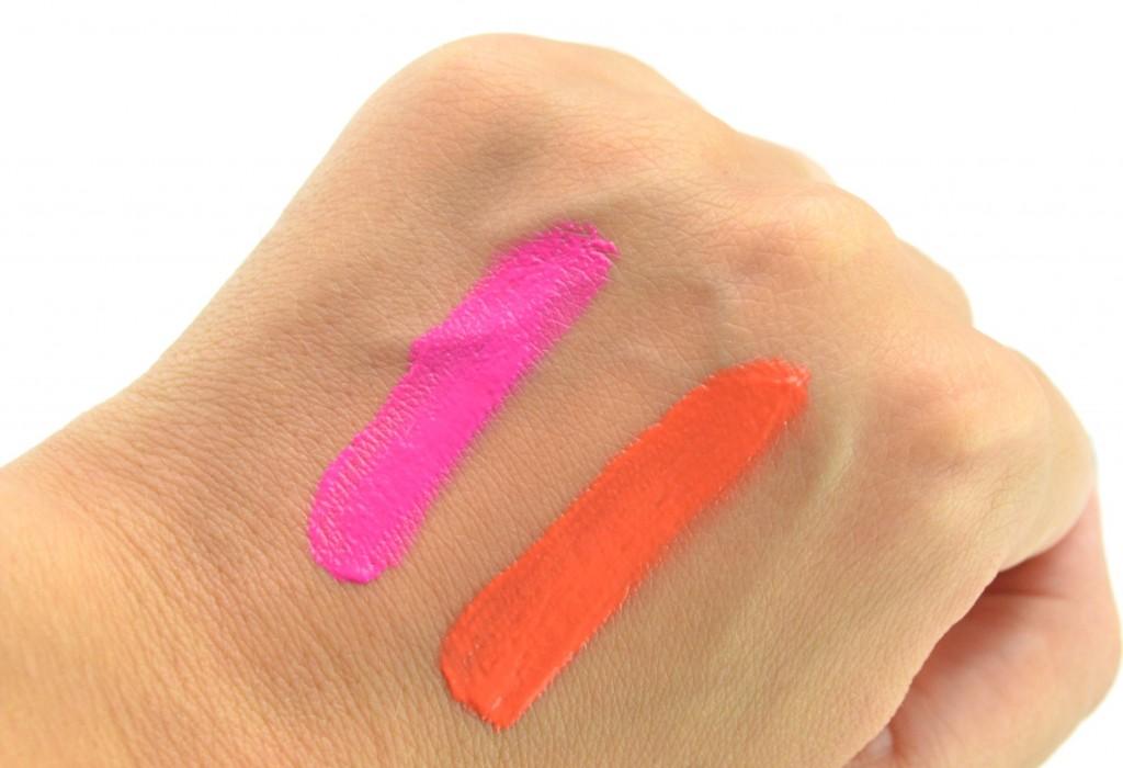 Shu Uemura Tint in Gelato Lip Color