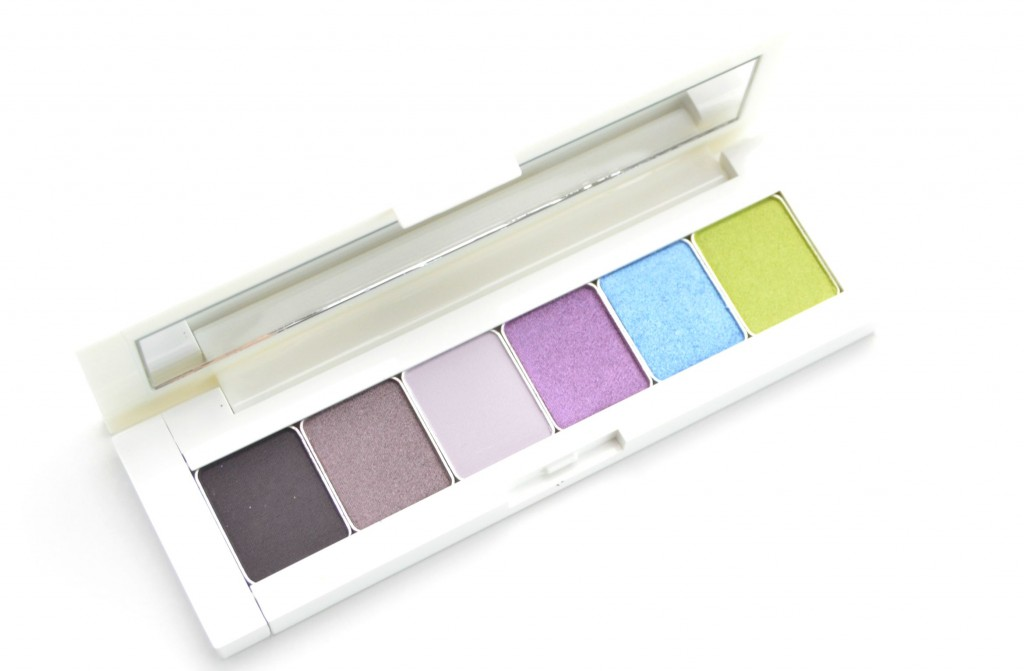 Shu Uemura Haute Street Eye Shadow Palette in Cool x Chic