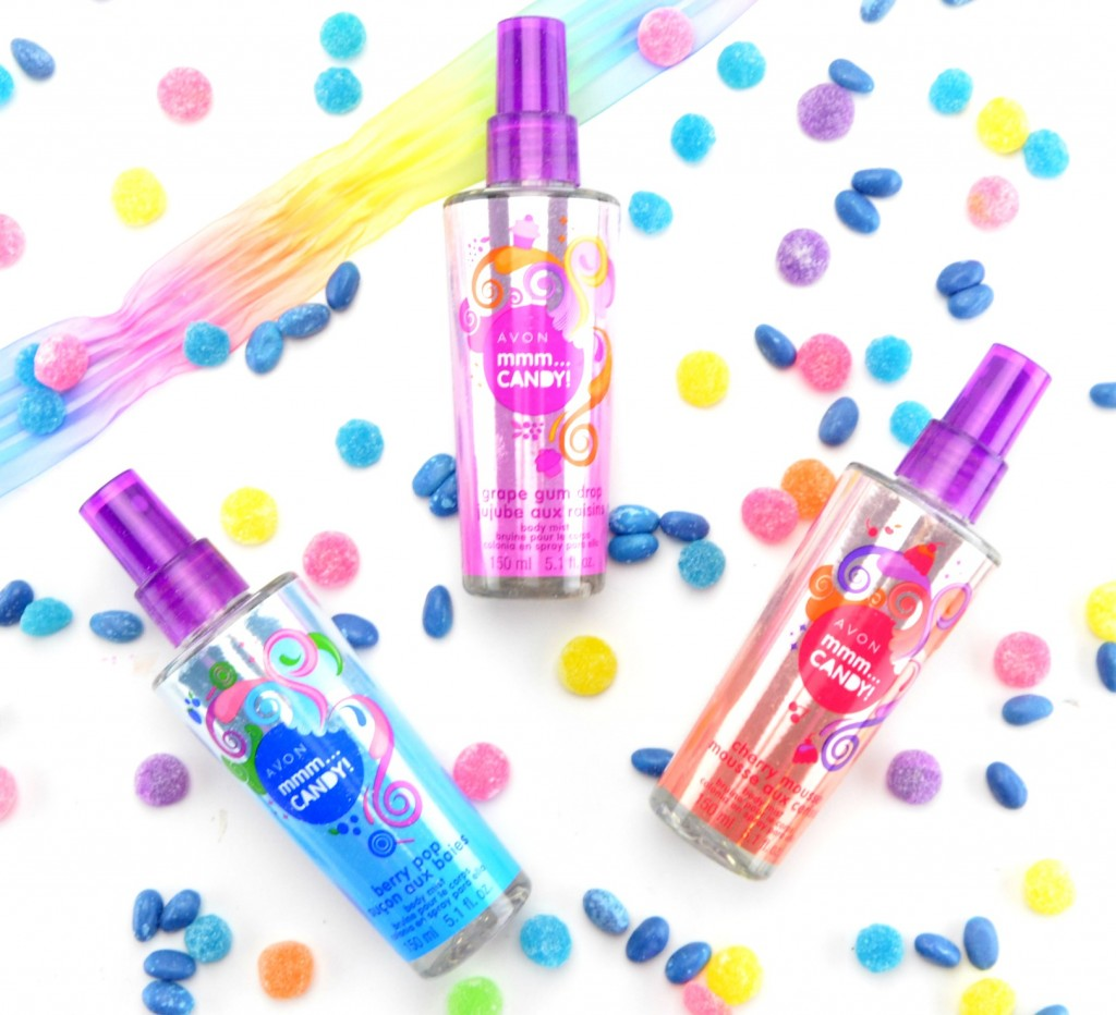 Avon MMM… Candy! Body Mist Review