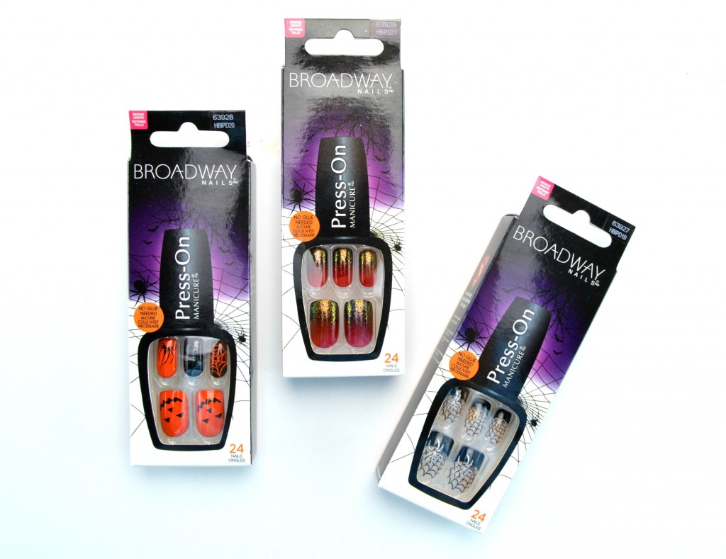 Halloween Press-On Manicure by Broadway Nails