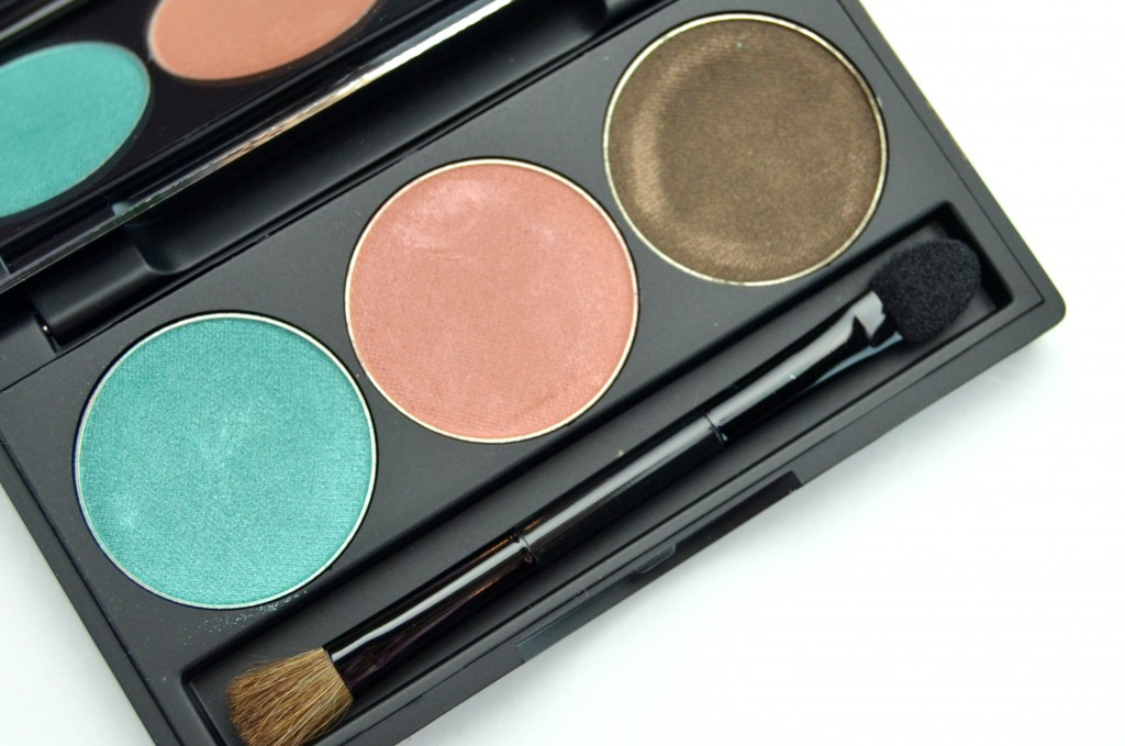 Caryl Baker Visage Splash-Proof Eyeshadow Palette