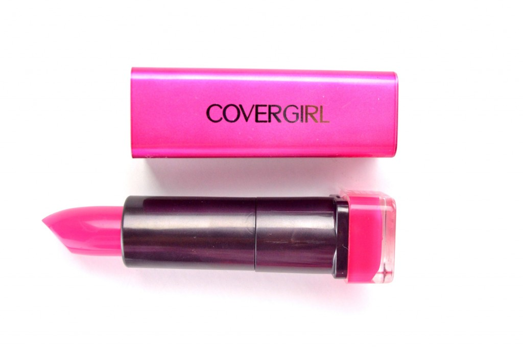 Covergirl Colorlicious Lipstick in Bombshell Pink