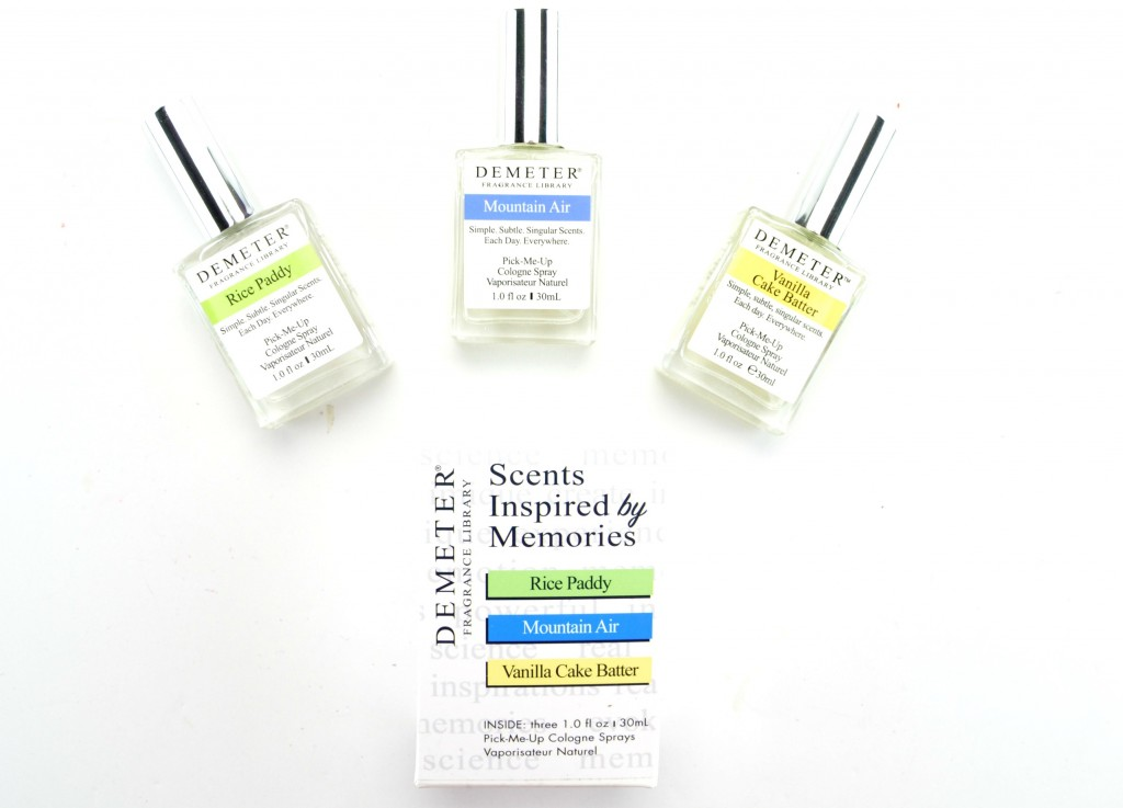 CEO Scent Memories library