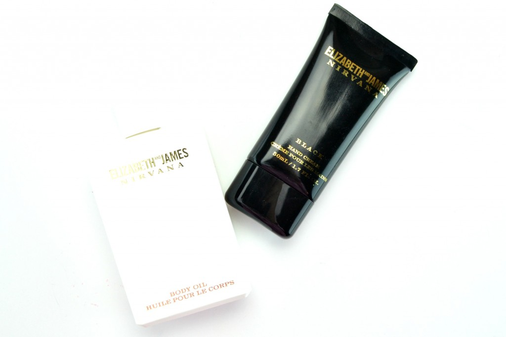 Elizabeth and James NIRVANA Hand Cream