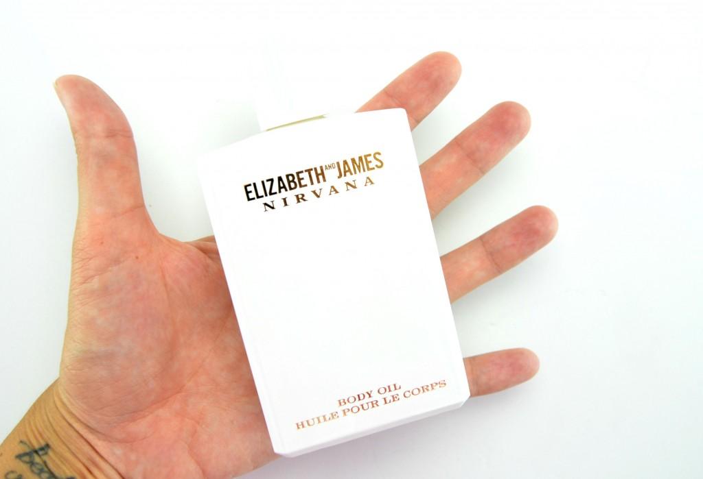 Elizabeth and James NIRVANA Perfumed Body Oil