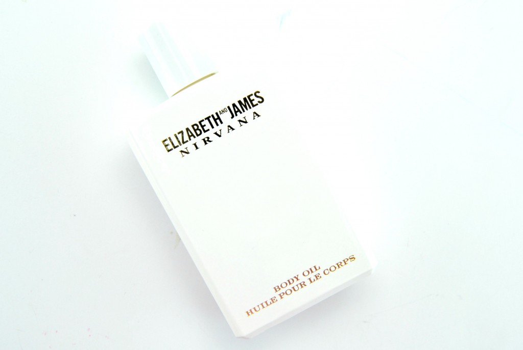 Elizabeth and James NIRVANA Perfumed Body Oil