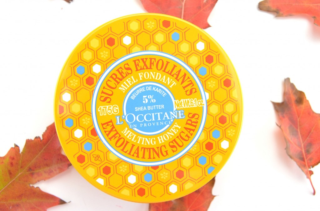 L'Occitane Melting Honey Exfoliating Sugars