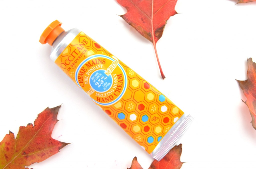 L'Occitane Melting Honey Hand Cream