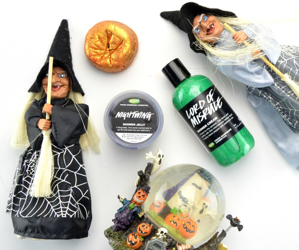 LUSH Halloween Collection  (1)