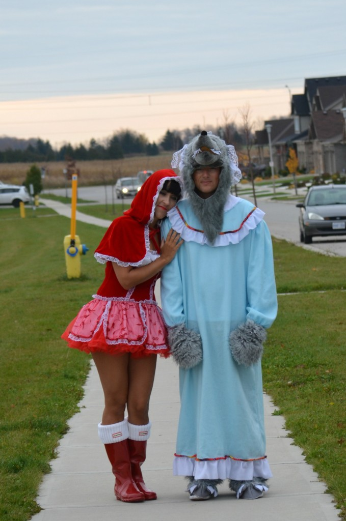 Little Red Riding Hood  (4)
