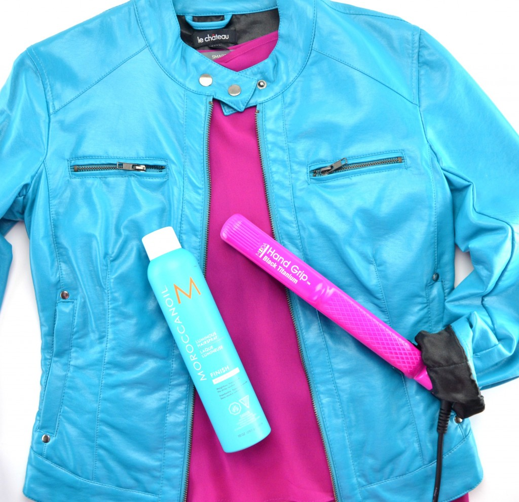 Moda Hand Grip Straightener Review