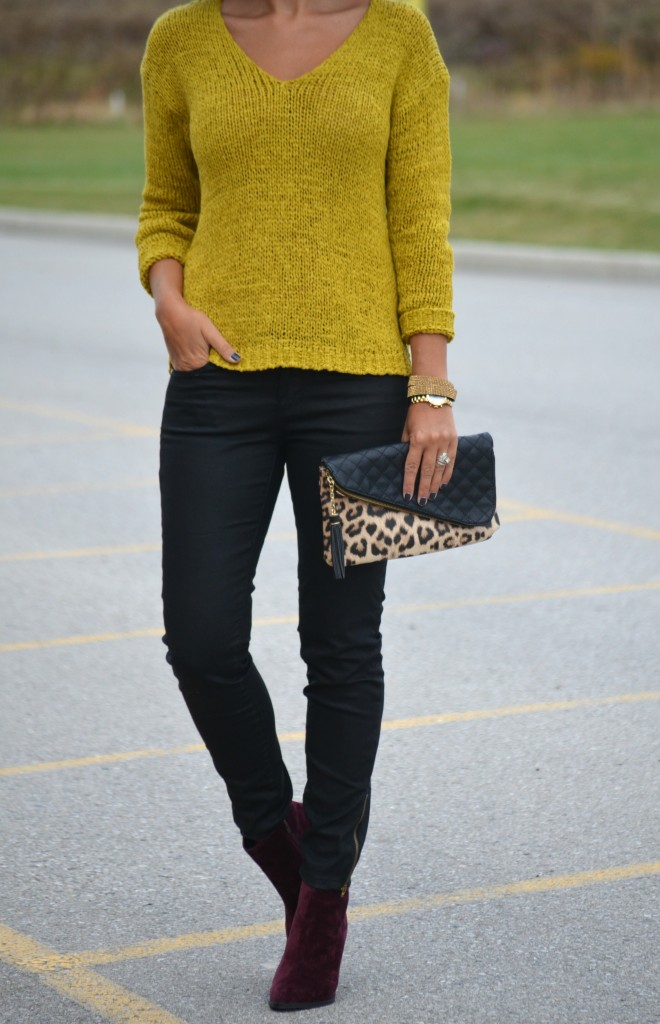 Mustard Sweater (10)