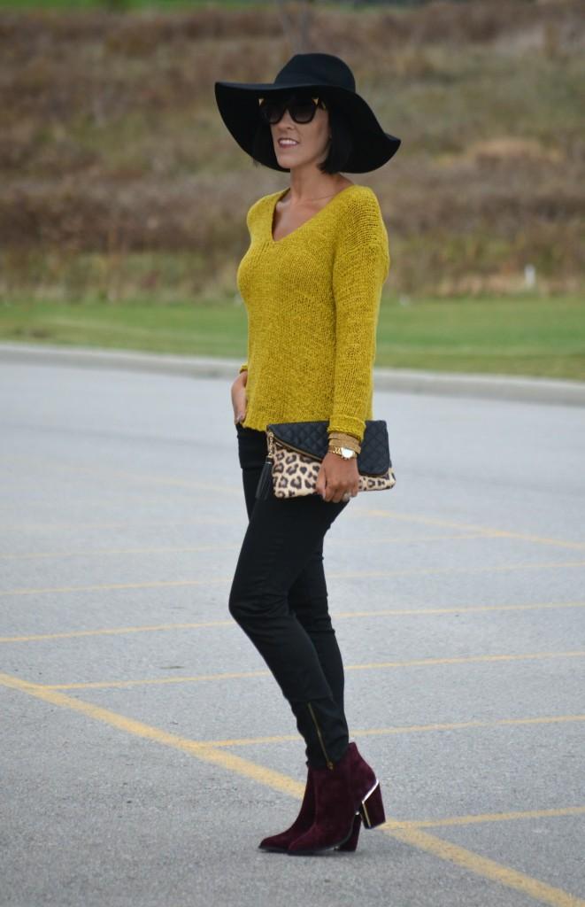 Mustard Sweater (2)