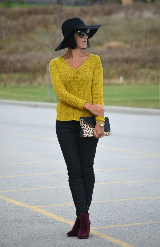 Mustard Sweater (3)