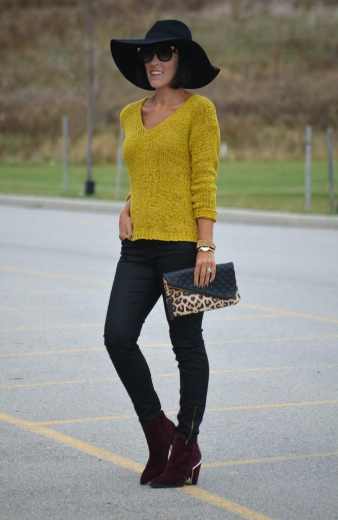 Mustard Sweater (5)