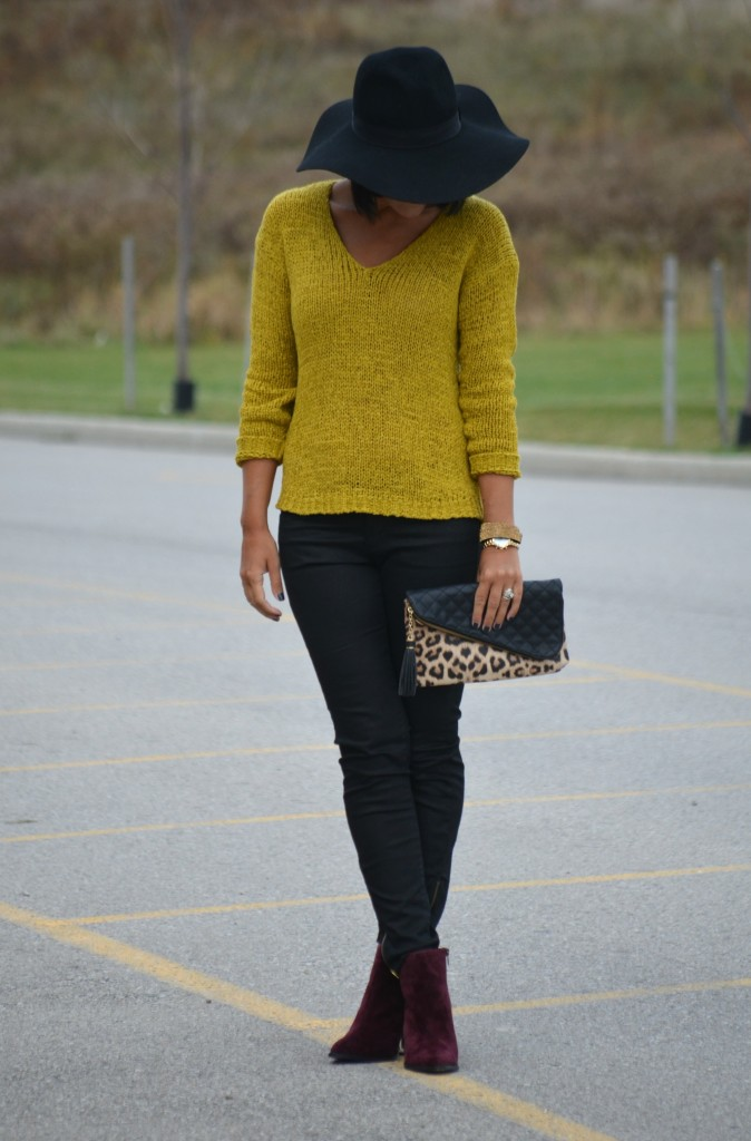 Mustard Sweater (6)