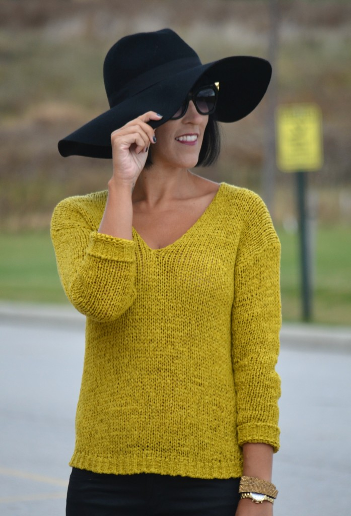 Mustard Sweater (8)