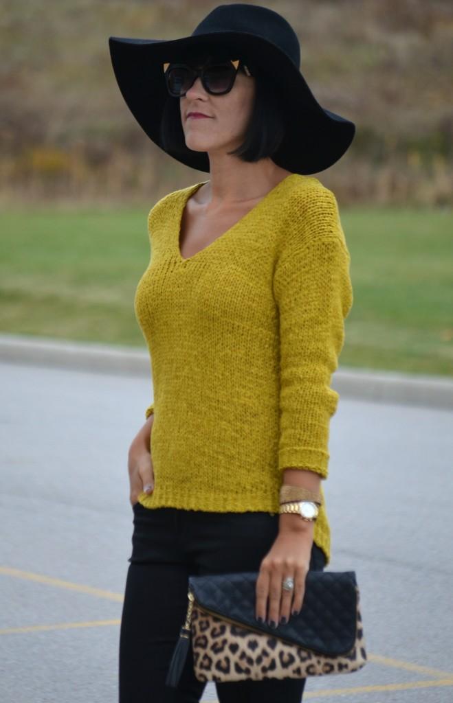 Mustard Sweater (9)