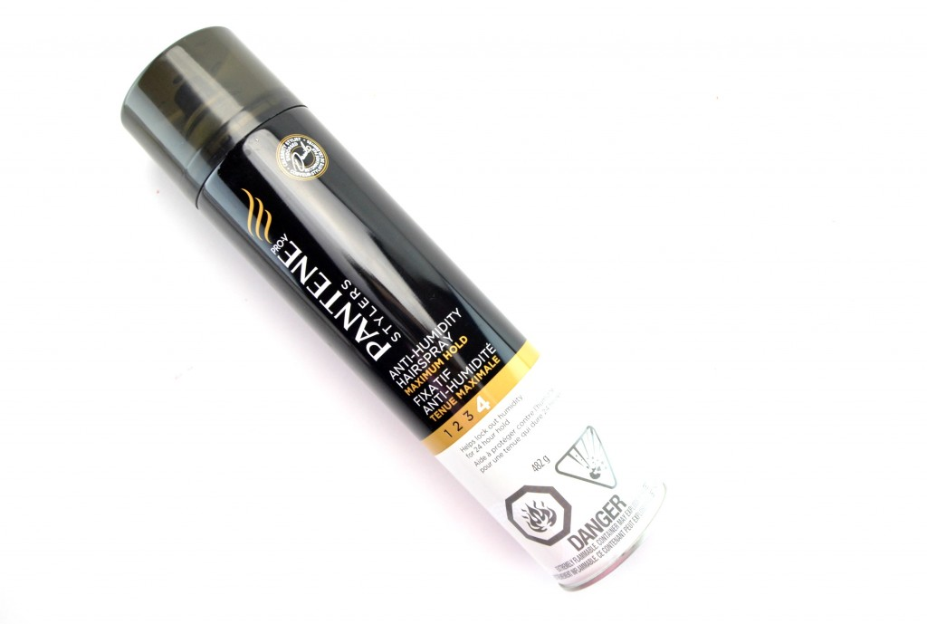 Pantene Anti-Humidity Maximum Hold Hairspray