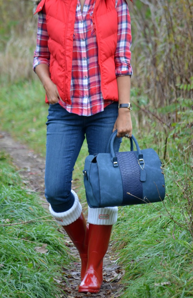 Red Hunter Boots (12)