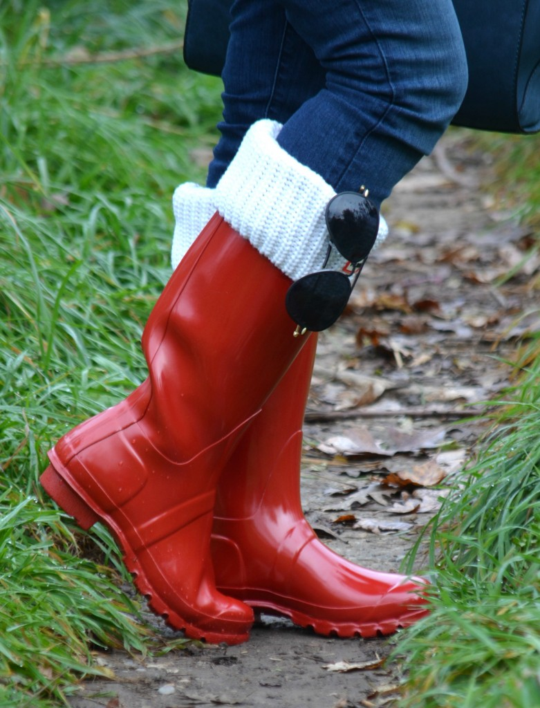 Red Hunter Boots (13)