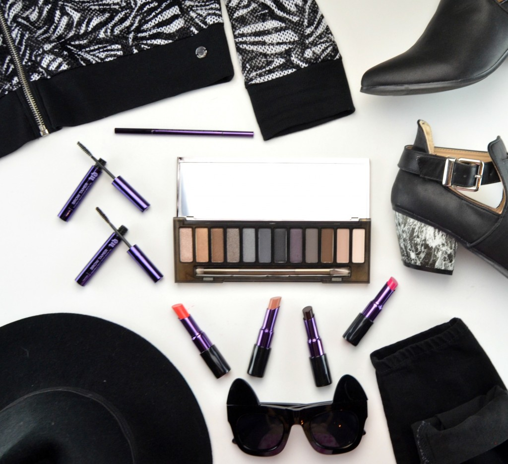Urban Decay Fall 2015 Collection Review