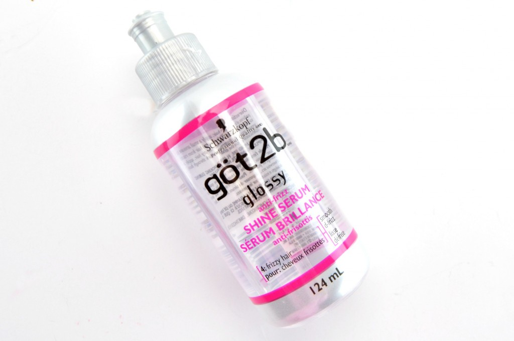 göt2b Glossy Anti-Frizz Shine Serum