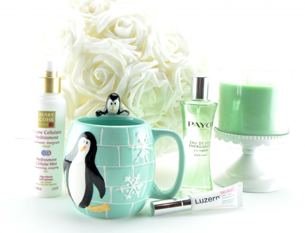 Luxury brands found at your local spa