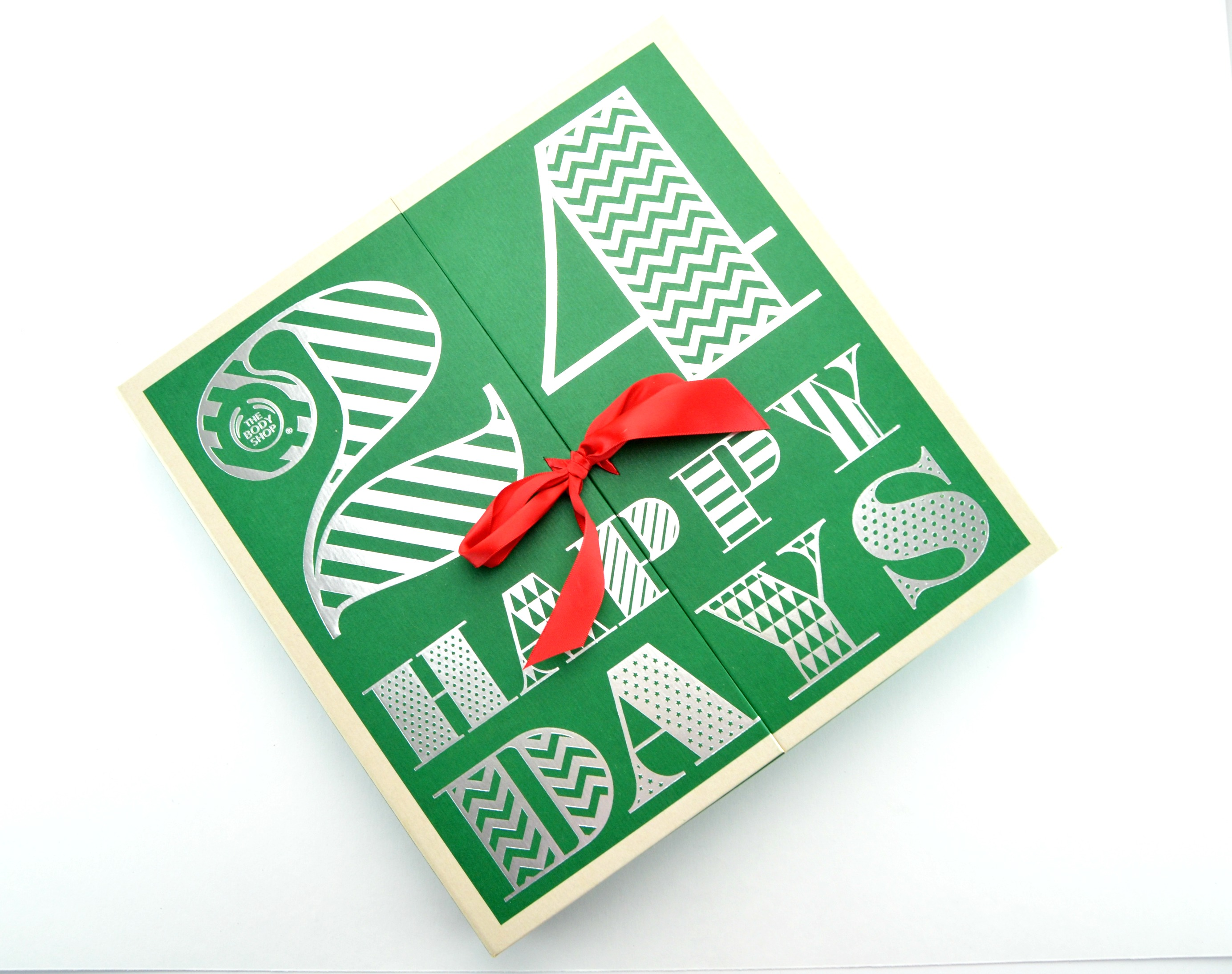 Body Shop 24 Happy Days , Advent Calendar