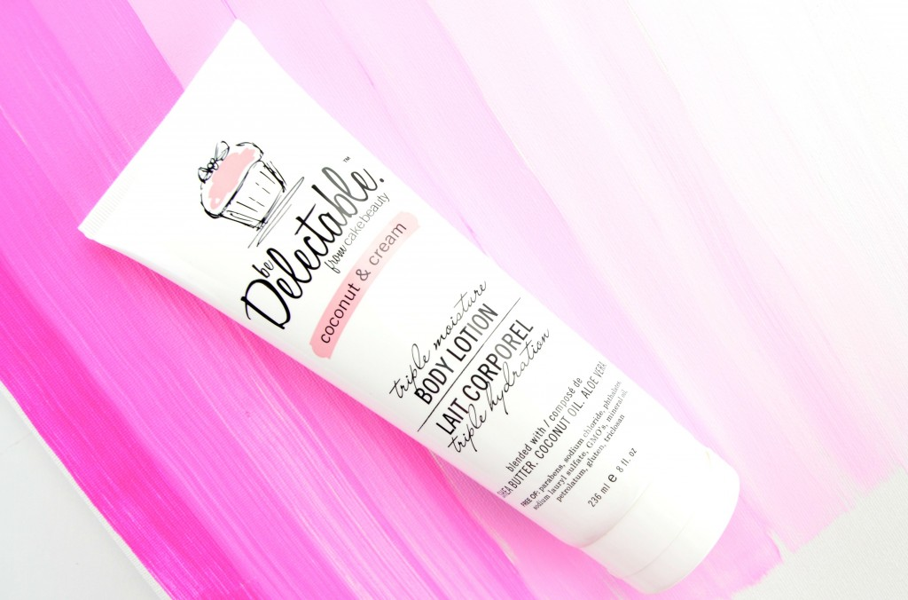 Delectable Triple Moisture Body Lotion