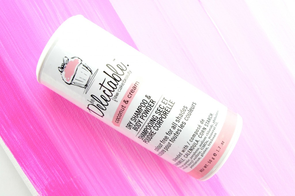 Delectable Dry Shampoo & Body Powder