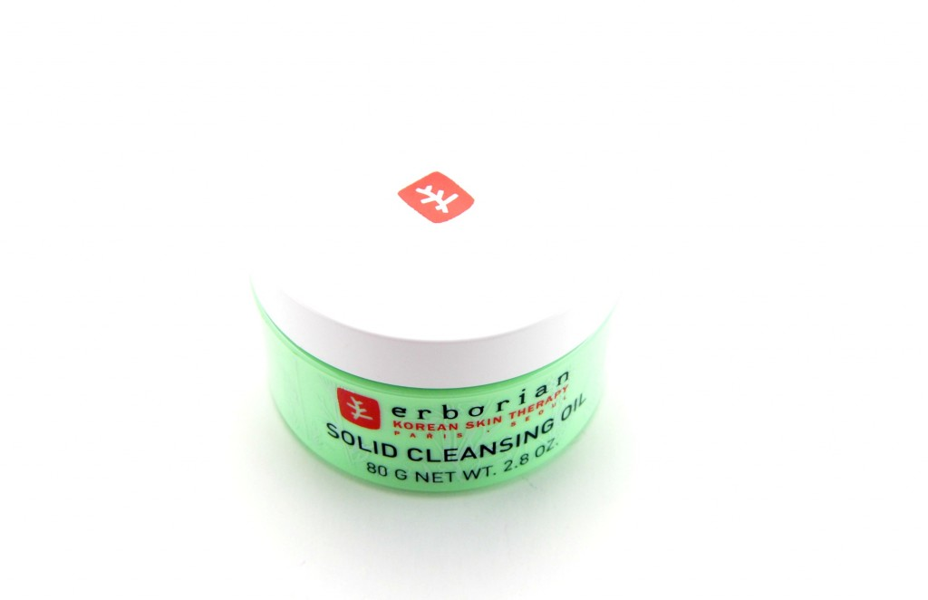 Solid Cleansing Oil by erborian #18