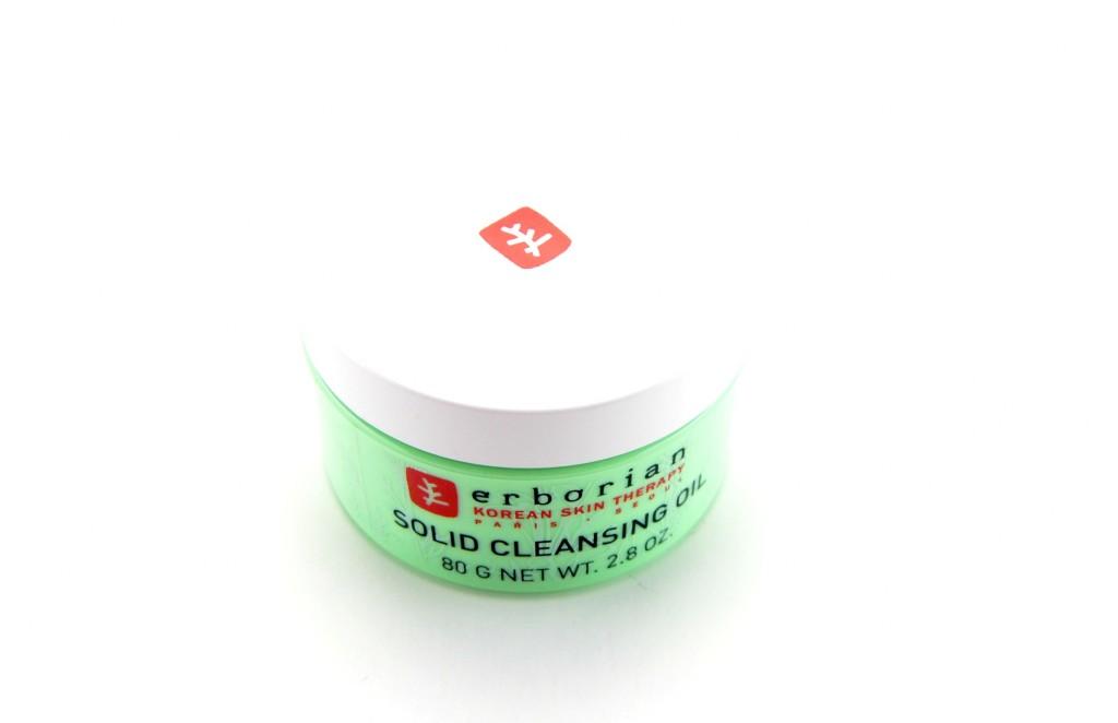 Erborian Solid Cleansing Oil