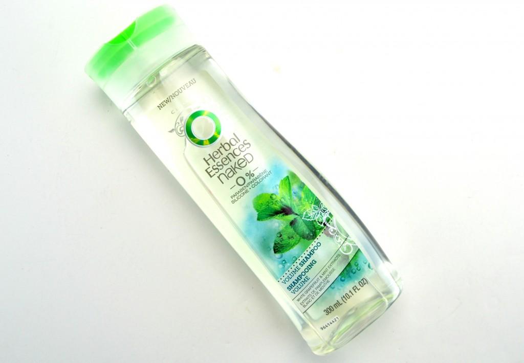 Herbal Essences Naked Volume Shampoo